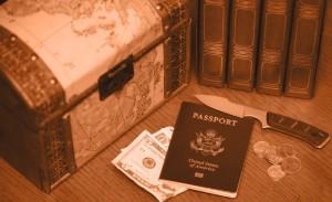 stockvault-passport143222