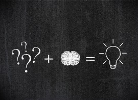 Thought process - Finding a solution to a problem