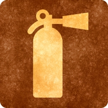stockvault-sepia-grunge-sign---fire-extinguisher144047