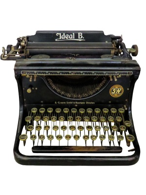 stockvault-old-typewriter212716